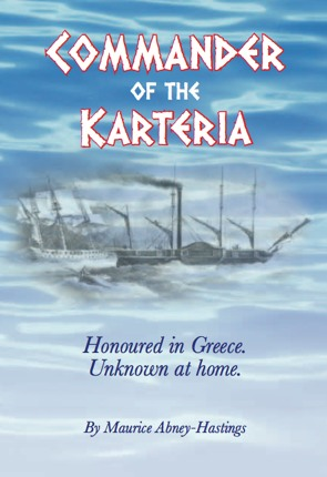 Commander of the Karteria by Maurice Abney-Hastings