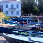 Boats at Etoliko