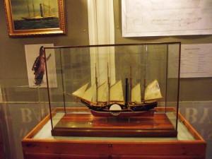 Model of the Karteria