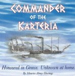 Commander of the Karteria Postcard